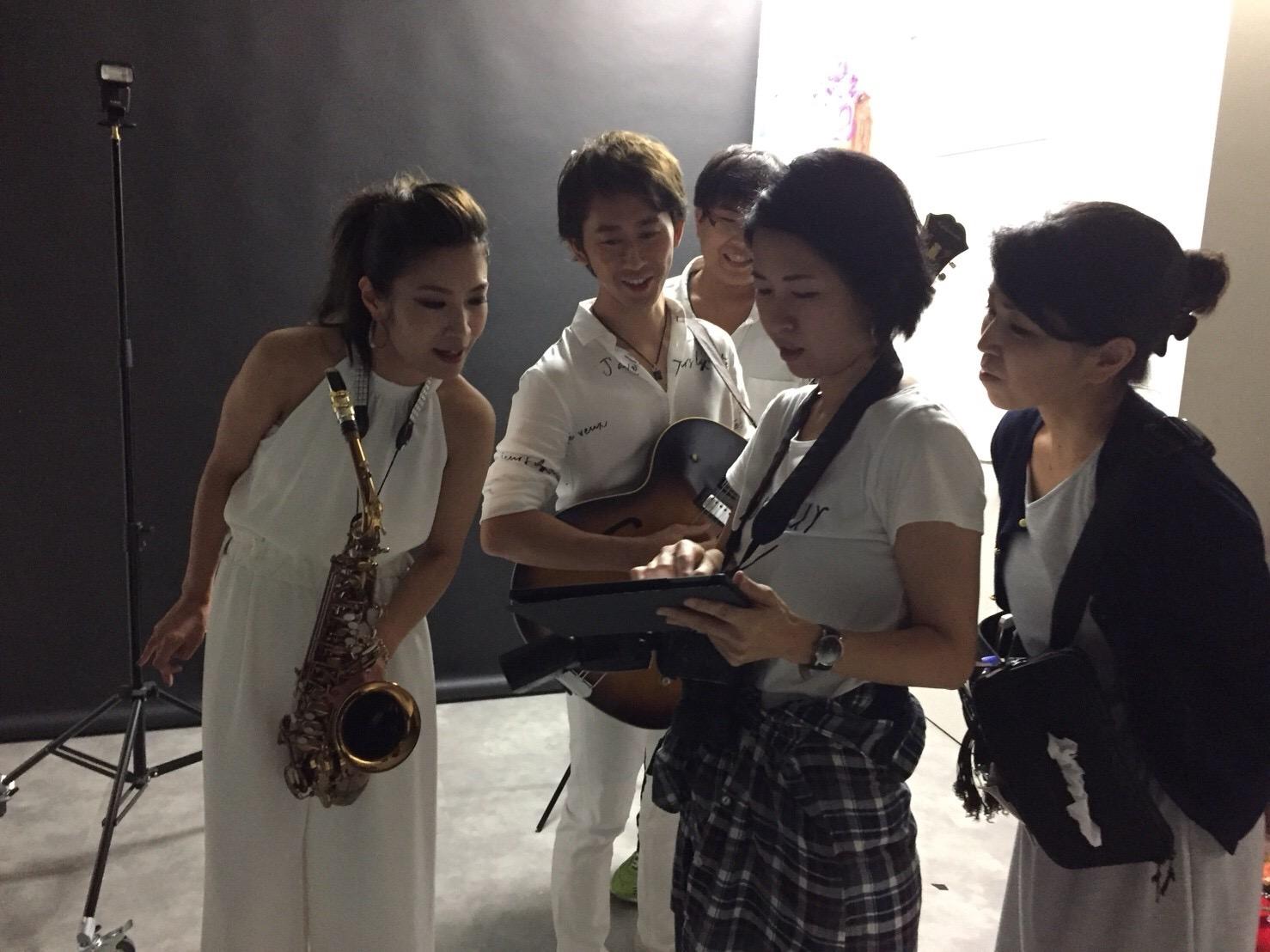 寺地美穂&皆川太一Urban Groove Session活動報告-Photoshoot編-