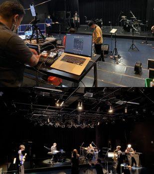 高品質配信スタジオ設備完備。アーティストの配信活動をサポートする 『ライブ配信サービス』を2020年7月17日よりサービス開始